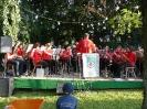 Serenade im Pfarrgarten am 28.07.2007