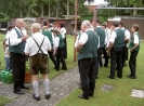 Ständchen zum 80. Geburtstag von Erwin Recht am 09.06.2007