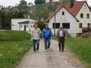 Wanderung nach Staufen am 06.05.2007
