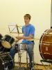 Musikprobe der Jungmusiker am 15.07.2008
