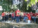 Serenade im Pfarrgarten am 25.07.2009