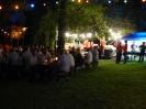 Serenade im Pfarrgarten am 26.07.2008